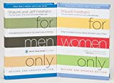 img - for Shaunti Feldhahn Couple's Set - For Women Only, Revised and Updated Edition: What You Need to Know About the Inner Lives of Men , For Men Only, Revised and Updated Edition: A Straightforward Guide to the Inner Lives of Women book / textbook / text book
