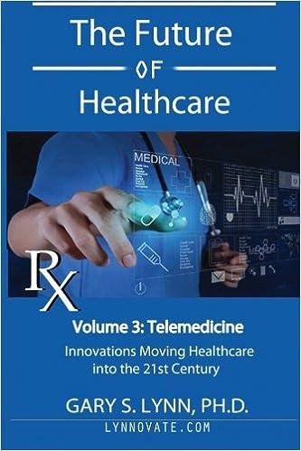 The Future of Healthcare: Volume 3: Telemedicine: Gary S