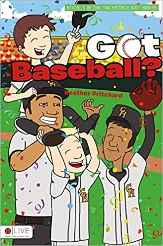 Téléchargement gratuit de livres audio en ligne Got Baseball? (Incredible Kids) by Pritchard, Heather (2014) Paperback ePub B00YW3VIQQ