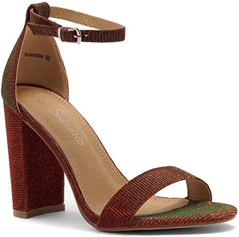 Herstyle Rosemmina Ankle Strap Chunky product image