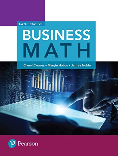 Pdf Science Business Math