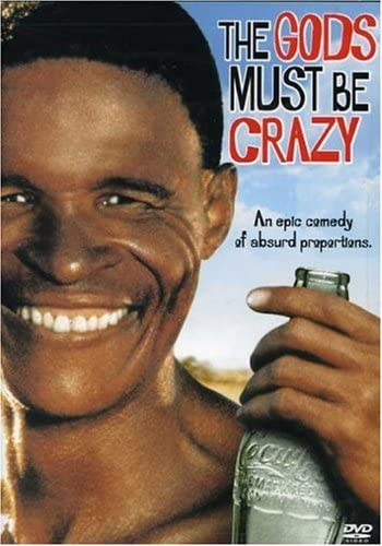 The Gods Must Be Crazy is unarguably one of the best African movies to watch