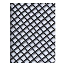 Amaco WireForm Metal Mesh black coated aluminum woven modeler's mesh - 8 mesh 5 ft. roll by AMACO