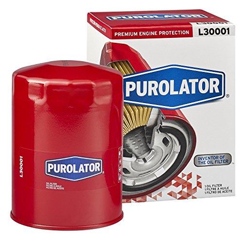 Price comparison product image Purolator L30001 Purolator Oil Filter (Pack of 6)