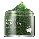 Foot Scrub, Foot Exfoliating Scrub Gel, Foot Callus Remover, Softens Feet, Remove Foot Callus & Dead Skin Cleansing Moisturizing For Thick Cracked Rough Dead Dry Heel Feet With Natural Phytoextraction
