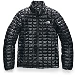 The North Face Men's Thermoball Eco Insulated Jacket - Fall or Winter Coat, TNF Black, Small