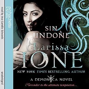 Sin Undone Audiobook