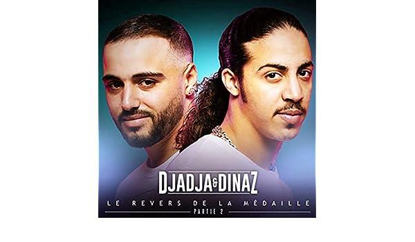 2 MEDAILLE LA ALBUM DE PARTIE TÉLÉCHARGER DJADJA DINAZ REVERS