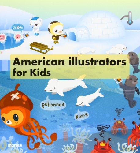 Descargar Libro American Illustrators For Kids De Instituto Monsa Instituto Monsa De Ediciones S.a.