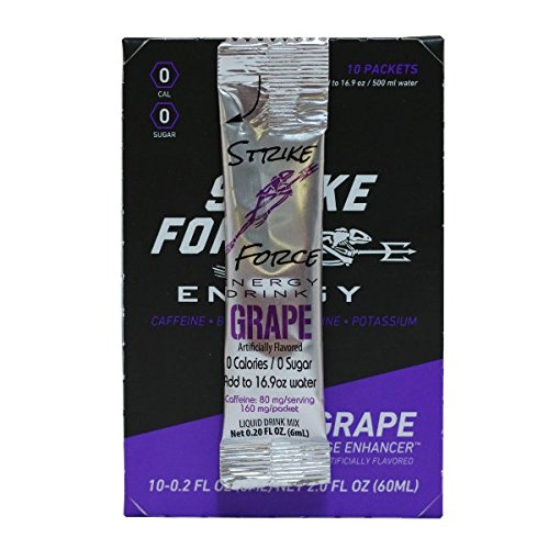 Strike Force Energy Portable Packets
