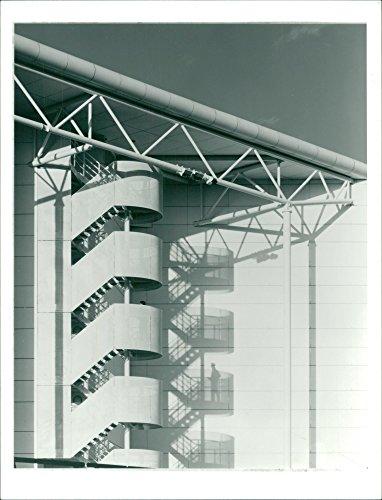 London Heathrow Hotel - Vintage photo of Heathrow Sterling Hotel.