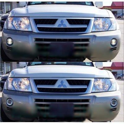 Mitsubishi Montero Fog Lights Pair Lamps Shogun Pajero