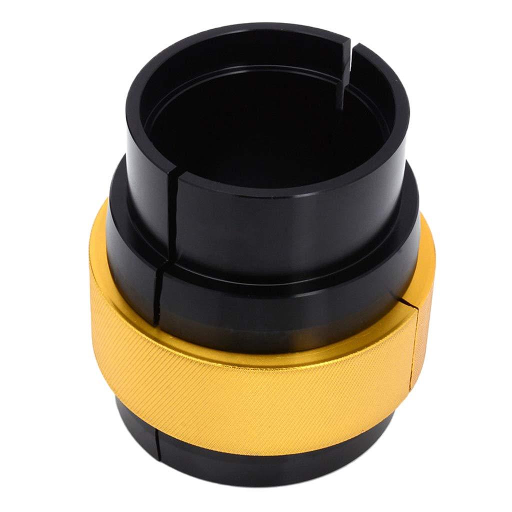 49-50mm Yellow B Blesiya Ringer Fork Seal Driver 40//41mm 42//43mm 45//46mm 47//48mm 49//50mm Perfect Front Fort Rebuild Tool for Kawasaki Motocross Dirt Bike