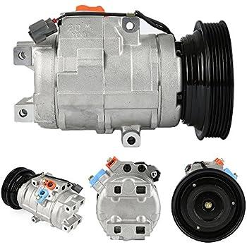 AC A/C Compressor Honda Odyssey 99-04 Honda Pilot 03-04 Acura MDX 01-02
