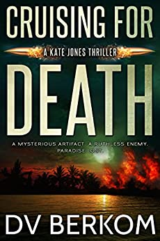 Kate Jones Thriller #5