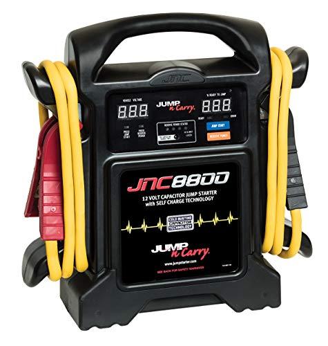 Clore Automotive JNC8800 N-Carry 12V Capacitor Jump Starter ()