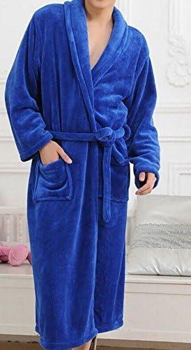 Homme Pour Femme De Luxe Super Doux En Fourrure De Vison Synthetique En Polaire Peignoir Robe De Chambre Taille Unique Amazon Fr Cuisine Maison