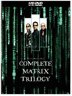 The Complete Matrix Trilogy (The Matrix/ The Matrix Reloaded/ The Matrix Revolutions) [HD DVD] (B000E1MTZE) | Amazon price tracker / tracking, Amazon price history charts, Amazon price watches, Amazon price drop alerts