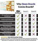 White Board and Cork Board Combination