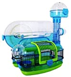 JW Pet Company Petville Habitats Roll-A-Coaster Animal Habitat, Small
