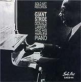 Giant Stride Harlem Piano by Donald Lambert