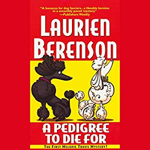 A Pedigree to Die For Audiobook