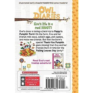 The Trip to the Pumpkin Farm: A Branches Book (Owl Diaries #11)