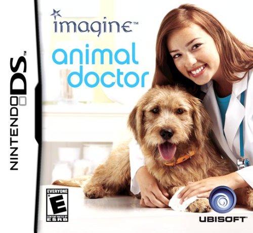 Nintendo Ds Vet Game - Imagine: Animal Doctor - Nintendo DS