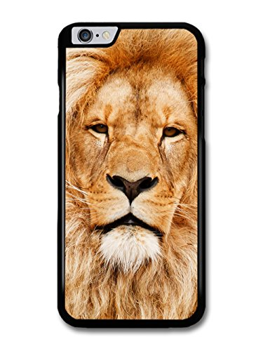 Lion Animal Face Hispter Cool Style Design coque pour iPhone 6 Plus 6S Plus