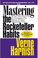 mastering-the-rockefeller-habits--what-you-must-do-to-increase-the-value-of-your-fast-growth-firm Encuadernación desconocida