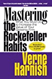 By Verne Harnish: Mastering the Rockefeller Habits: What You Must Do to Increase the Value of Your Fast-Growth Firm