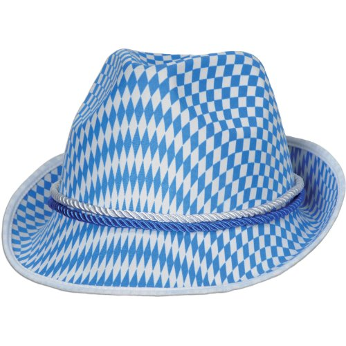 [Oktoberfest Alpine Party Accessory (1 count)] (Oktoberfest Costumes Hat)