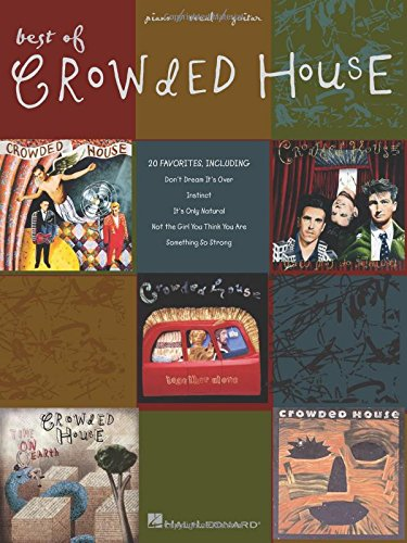 Best of Crowded House: Crowded House: 9781423452706: Amazon.com: Books