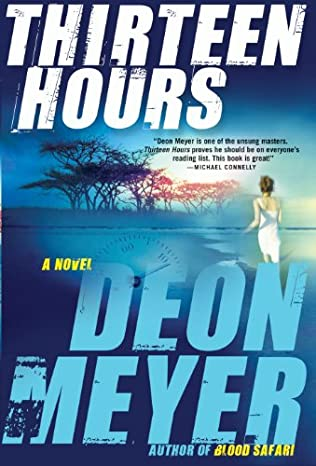 book cover of Thirteen Hours