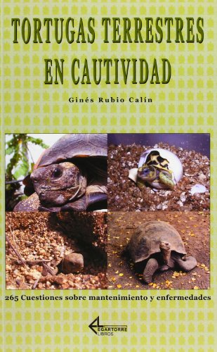 Descargar Libro Tortugas Terrestres En Cautividad Gines Rubio Calin