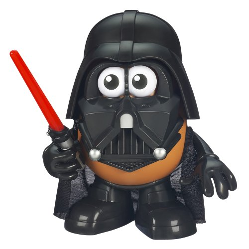 Playskool Mr. Potato Head Star Wars: Darth Tater Toy -