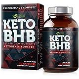 Vitamin Bounty Keto BHB - Beta-Hydroxybutyrate Exogenous Ketone Salts - 30 Servings