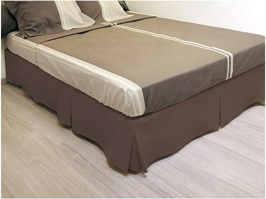 Soleil docre - 987060 Oculta-somier, 160 x 200 cm, chocolate