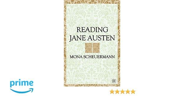 Amazon.com: Reading Jane Austen (9780230340190): M ...