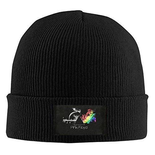 Pink Floyd London 1972 Soft T-Shirt Beanie Hat Cool Beanie Winter 2016 Woolen Cap WinterHats HatsMen