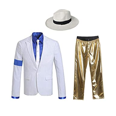 MFsports Suit Michael Jackson Smooth Criminal Suit a Medida ...