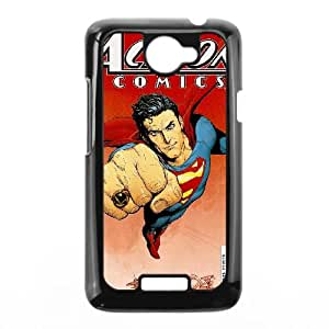 HTC One X Cell Phone Case Black Action Comics XEX Lifeproof Cell Phone Covers