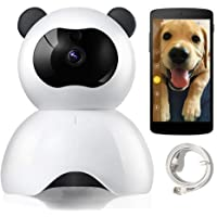 LEMFO Dog Camera, 1080P Full HD Pet Camera, Pet Cameras That Connect with iPhone Android…