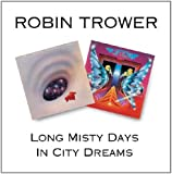 Long Misty Days/In City Dreams (2 records on 1 CD) [Import anglais]