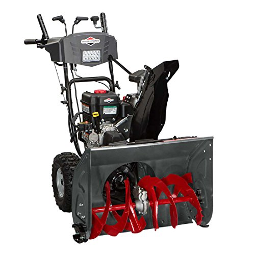 Briggs and Stratton S1227 Dual-Stage Snow Thrower