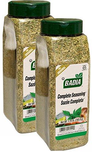 Badia Complete Seasoning 1.75 lbs Pack of 2