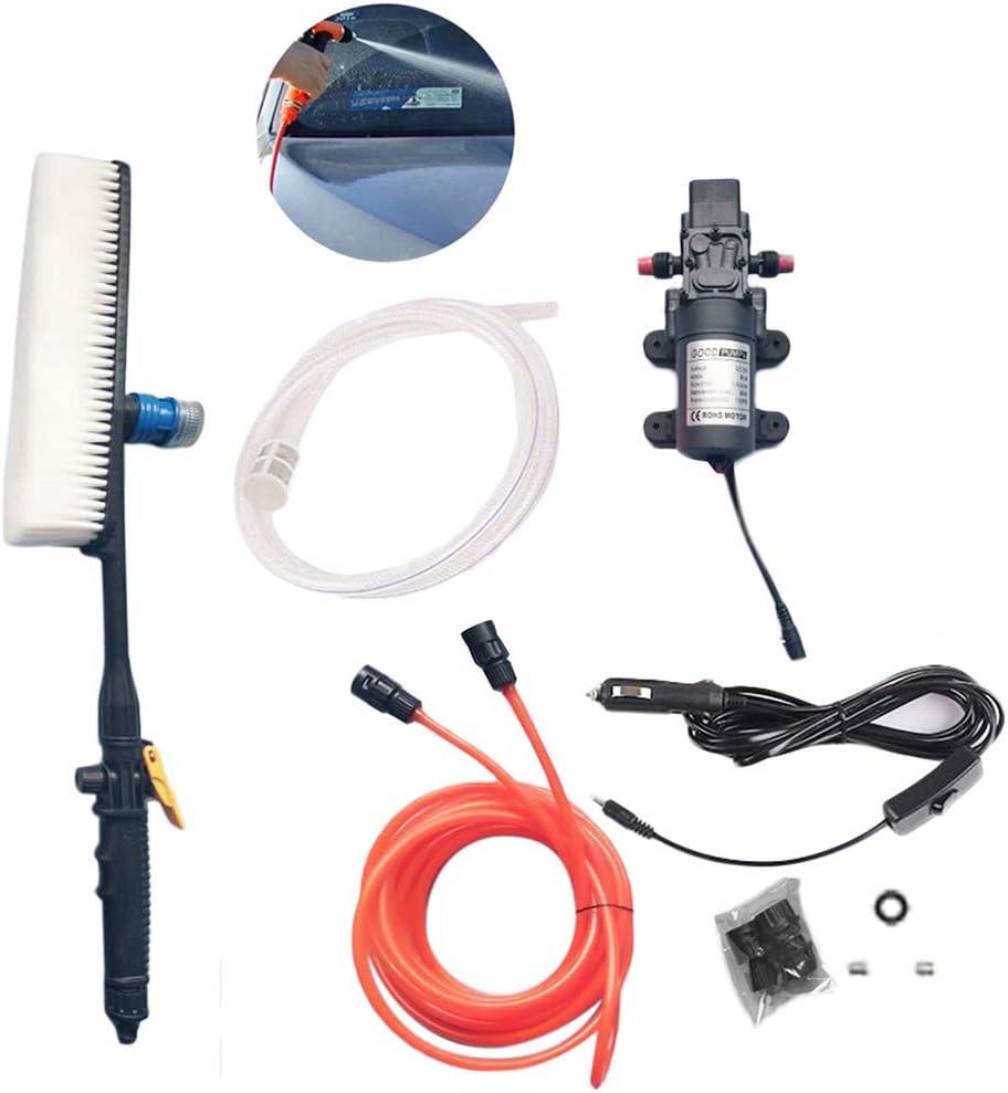 Cavose - Lavadora con pulverizador para coche con bomba de agua (4 ...