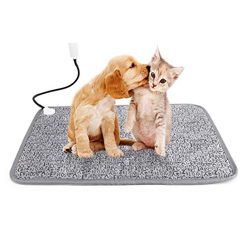 - Veidoo Pet Heating Pad, 27.7