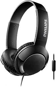 Fone de Ouvido Supra Auricular, Philips, Shl3075, Preto