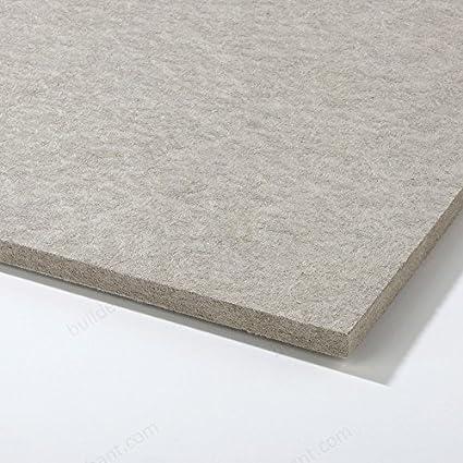 Wood 9 x 2440 x 1220 mm Builder Merchant CNKLJ0077 Sundeala Pin Board